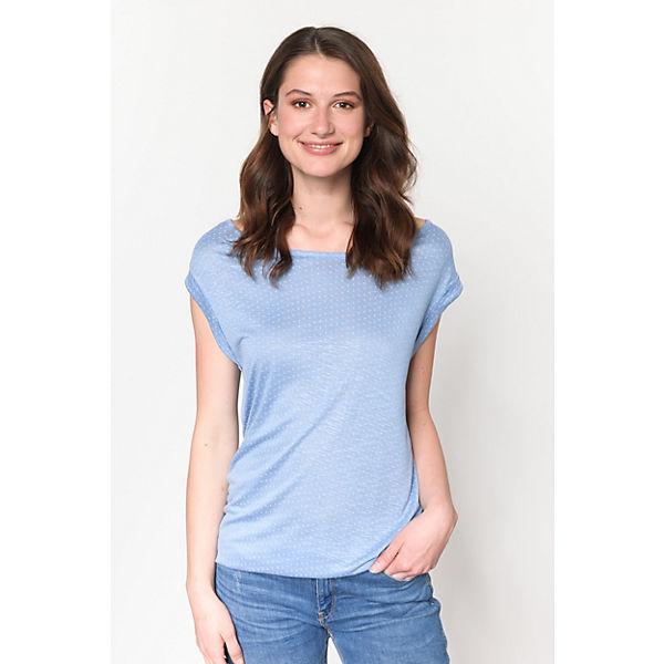 Shirt MODA VERO VERO MODA blau T qwOIIZ