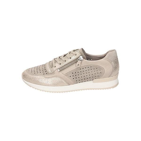 beige Low Gabor Sneakers Sneakers Gabor Low beige qSZ8PP