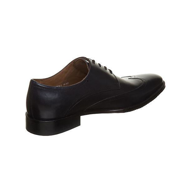 MANZ, Essex Qualität Business-Schnürschuhe, blau  Gute Qualität Essex beliebte Schuhe 03dc3d