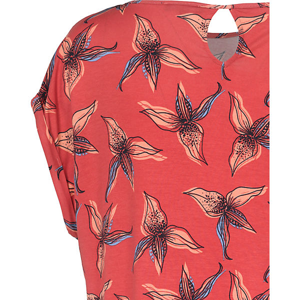T TOM rot Shirt TAILOR kombi X7w5qRw