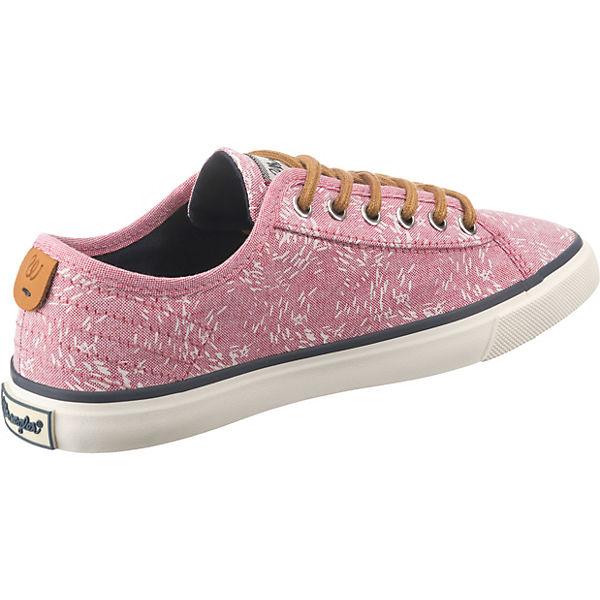 Sneakers Sneakers Wrangler Low Wrangler rosa Low Wrangler rosa Low Sneakers rosa TWxqUnX6w8
