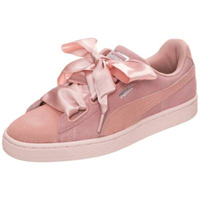 PUMA »Suede Bow Wn's« Sneaker, Schleife, rot, 41 41