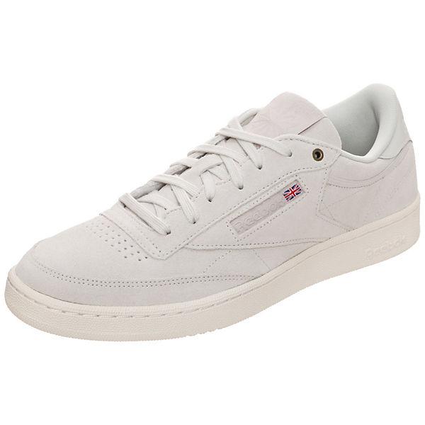 hellgrau Classic Low CLUB 85 Sneakers MCC C Reebok q0d6RwYx0