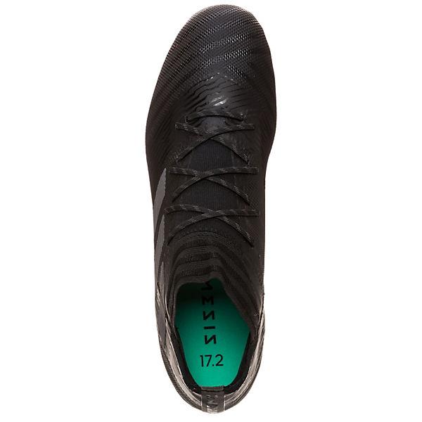 Fußballschuhe FG schwarz Nemeziz Performance adidas 17 2 ZYXIRwq