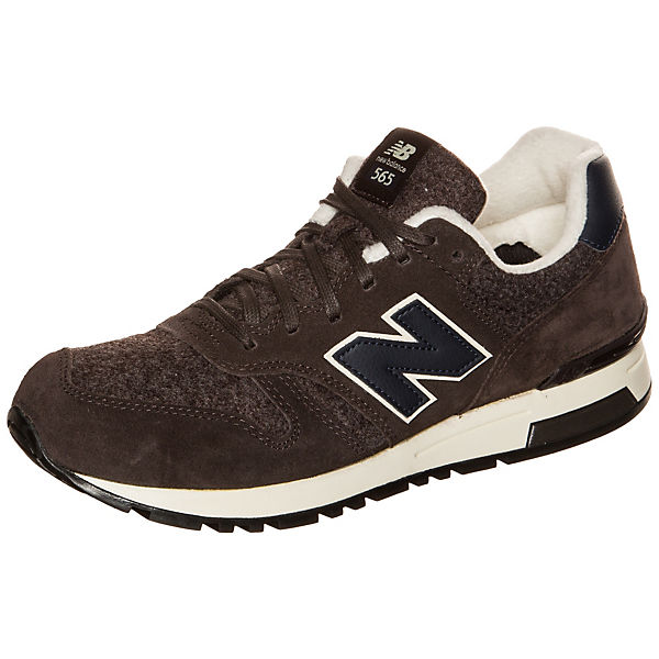 braun PB new balance ML565 Low Sneakers D 4Z60x