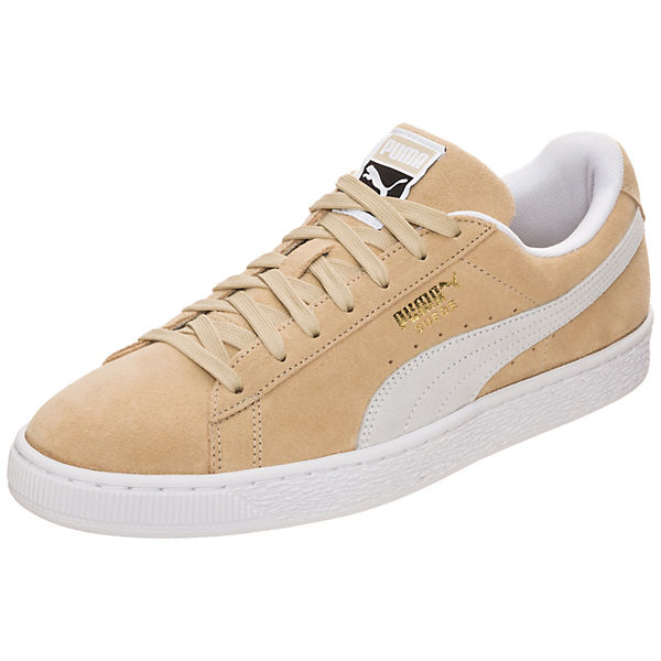 Sneakers PUMA Suede Low Classic nude ZncwEwWBqY