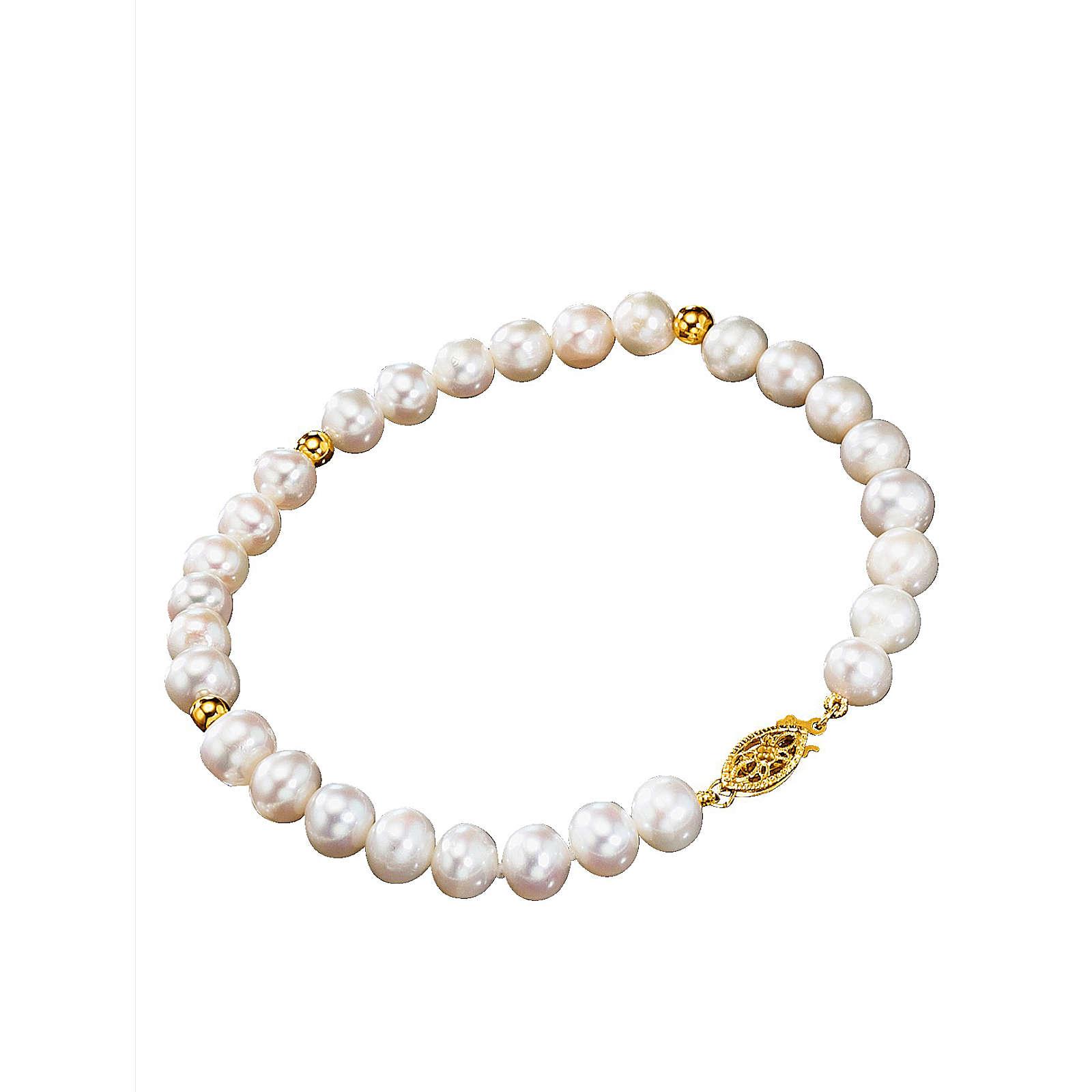 KLiNGEL Armband weiß Damen