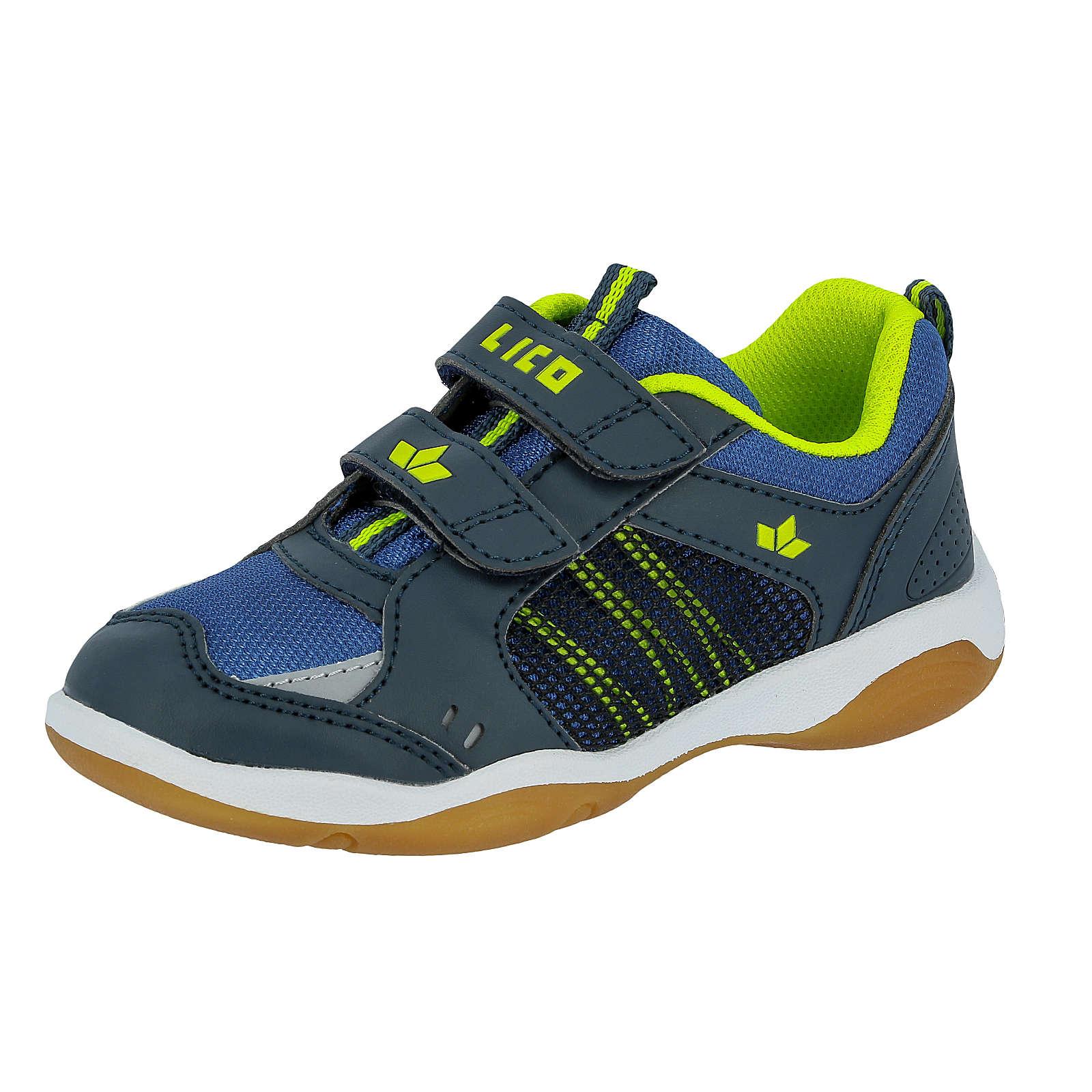 LICO Sportschuhe für Jungen blau Junge Gr. 37
