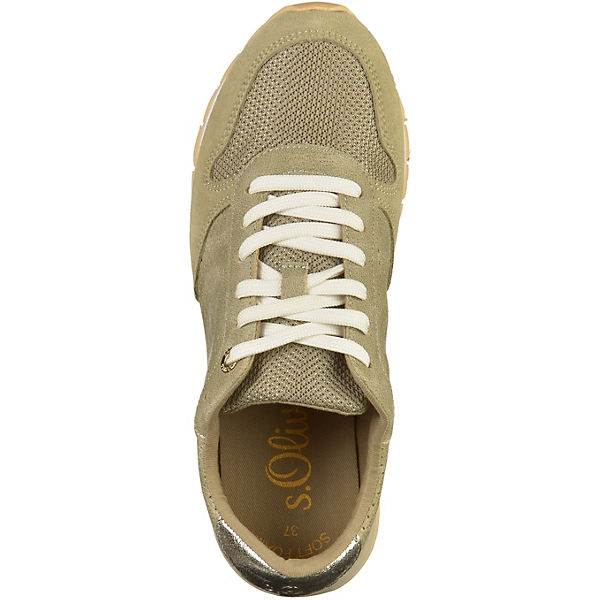 khaki Low s Sneakers Oliver Low Sneakers Oliver s khaki 8H4pwd