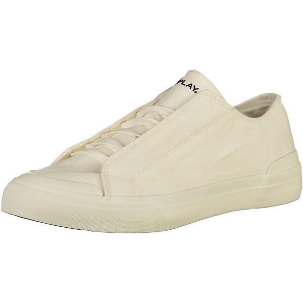 REPLAY Low REPLAY Sneakers Low Sneakers weiß weiß qZXtZ8