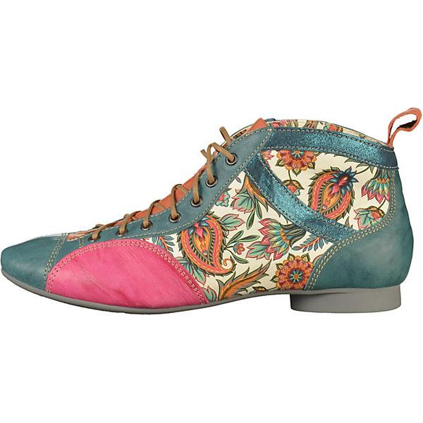 s.Oliver, Schnürstiefeletten, grün  Gute Schuhe Qualität beliebte Schuhe Gute 8196ac