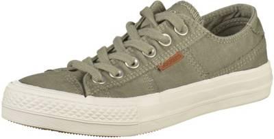 Dockers by Gerli Sneakers Low, grün, khaki