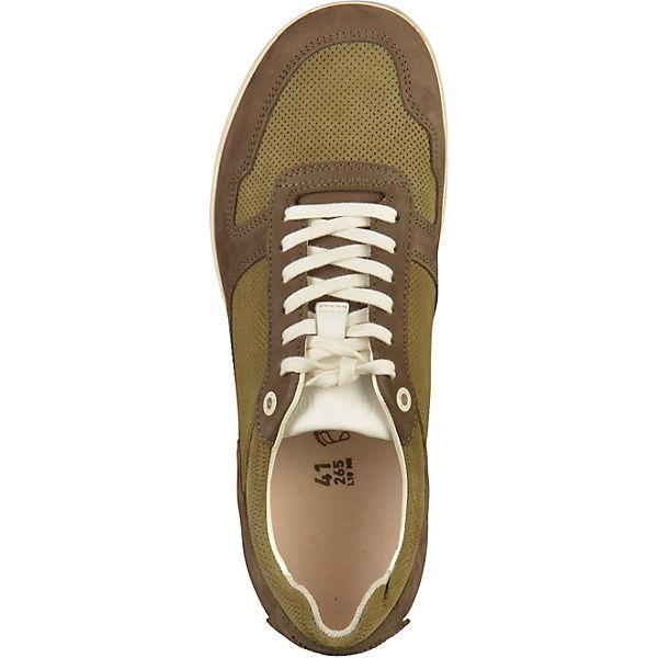 BIRKENSTOCK Cincinnati Sneakers Low khaki Schuhe  Gute Qualität beliebte Schuhe khaki fb663e
