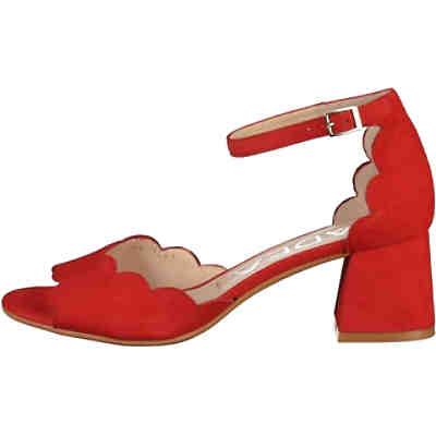 cda98cb0d718 A.S.98, Damen Sandalette 589004, rot   mirapodo