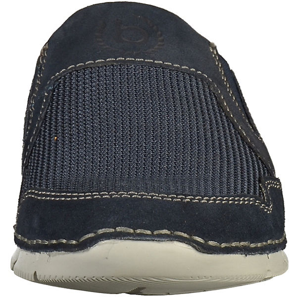 Bugatti, Pantoletten, dunkelblau Qualität  Gute Qualität dunkelblau beliebte Schuhe 1400c4