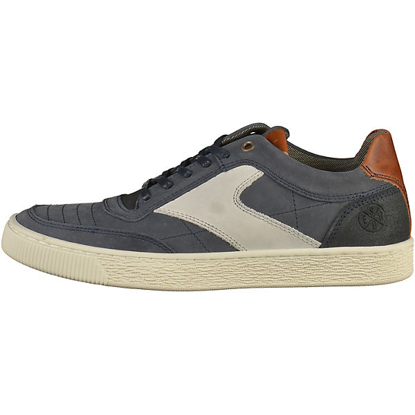 BULLBOXER, Sneakers Low, blau
