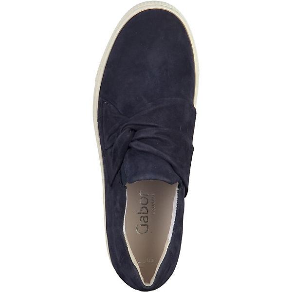 Gabor, Klassische Gute Slipper, dunkelblau  Gute Klassische Qualität beliebte Schuhe 002d63