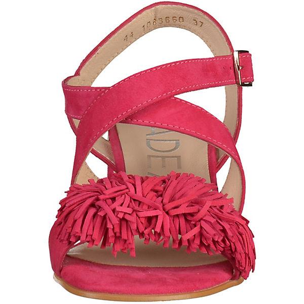Gadea Gadea pink Klassische Klassische Sandaletten 54awOqRnxF