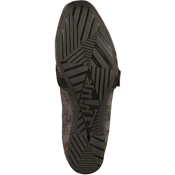Think!, Pantoletten, beliebte grau  Gute Qualität beliebte Pantoletten, Schuhe 184520