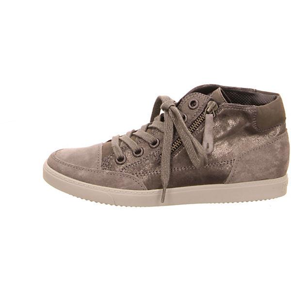 Paul High Sneakers Green braun Green Paul rzIFq1r