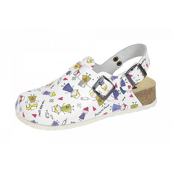 Weeger, Clogs, weiß  Gute Gute Gute Qualität beliebte Schuhe 5be7f0