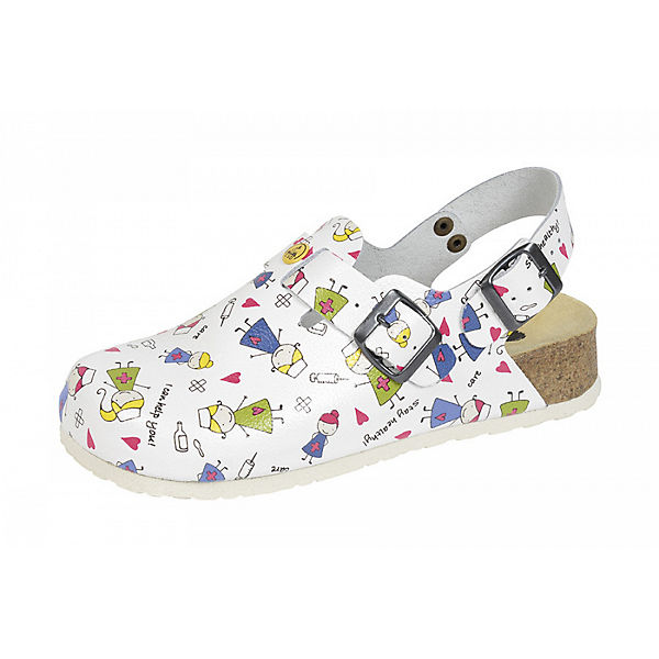 Weeger, Clogs, weiß  Gute Gute Gute Qualität beliebte Schuhe 53f3f6