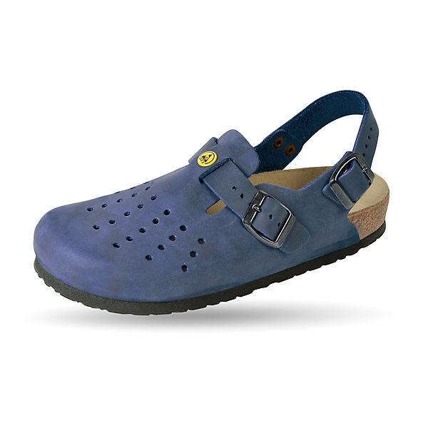 Weeger, Clogs, blau  Gute Qualität beliebte Schuhe