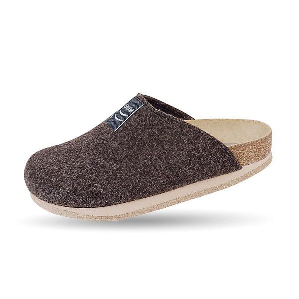 Weeger, WINGS Pantoffeln, Pantoffeln, WINGS braun Gute Qualität beliebte Schuhe 92f7a3