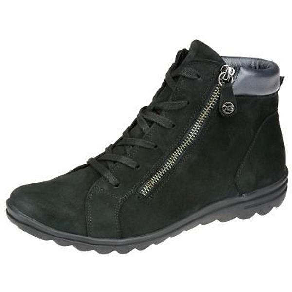 Hartjes, Turnschuhes beliebte High, schwarz Gute Qualität beliebte Turnschuhes Schuhe bfcb45