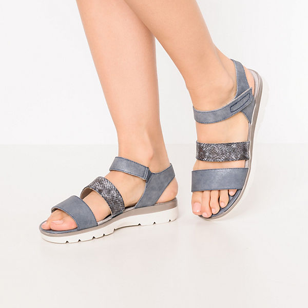 Relife, Klassische Gute Sandalen, blau  Gute Klassische Qualität beliebte Schuhe 88b63b
