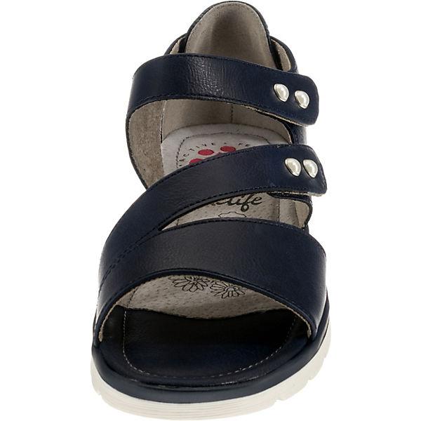 Relife Sandalen Komfort blau Komfort Relife blau Relife Sandalen Sandalen blau Komfort Relife Komfort blau Sandalen xCZFqt