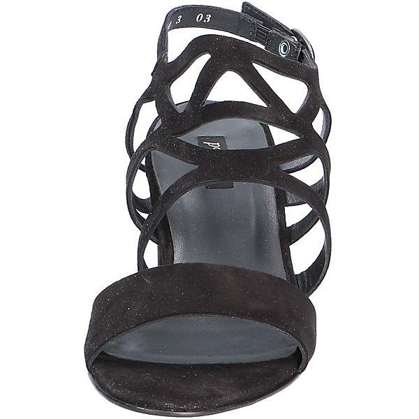 Paul Green Riemchensandaletten schwarz  Gute Qualität beliebte Schuhe