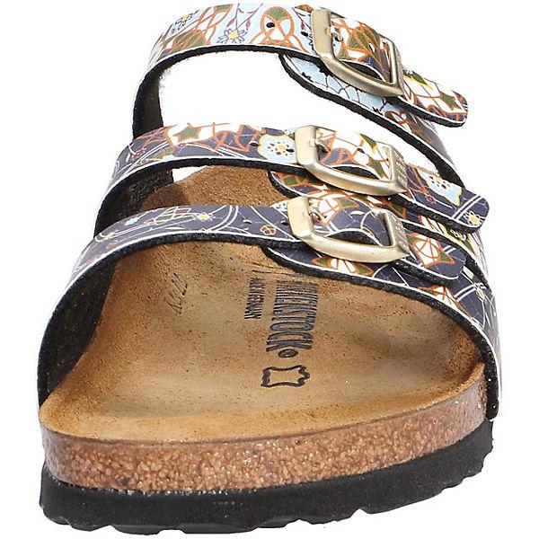 BIRKENSTOCK,  Komfort-Pantoletten, blau  BIRKENSTOCK, Gute Qualität beliebte Schuhe e01eab