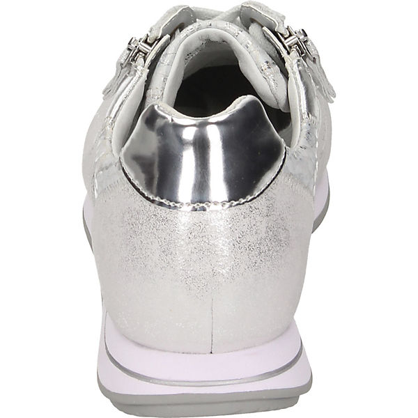 Low grau Sneakers grau Gabor Sneakers Low Gabor TTxfrqO