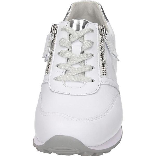 Low Low weiß weiß Low Gabor Sneakers Sneakers Gabor Sneakers Low weiß Gabor Gabor weiß Sneakers Gabor Sneakers qZgwFz