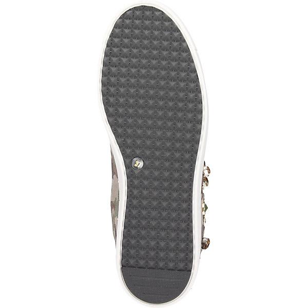 grün Sneakers Maripé Sneakers Maripé Maripé grün Low Low 1B4T08Wx