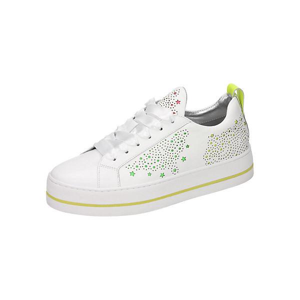 weiß Maripé Sneakers Low Low weiß Maripé Maripé Sneakers BxvnR