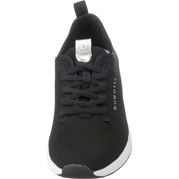 bugatti, Sneakers Low, Low, Low, schwarz   aaa6ff