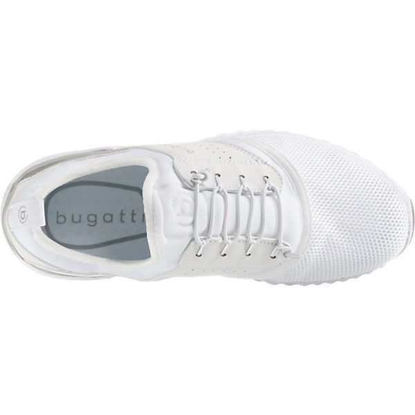Bugatti Sneakers Low Weiß Bugatti Sneakers Weiß Low qSF6qr1