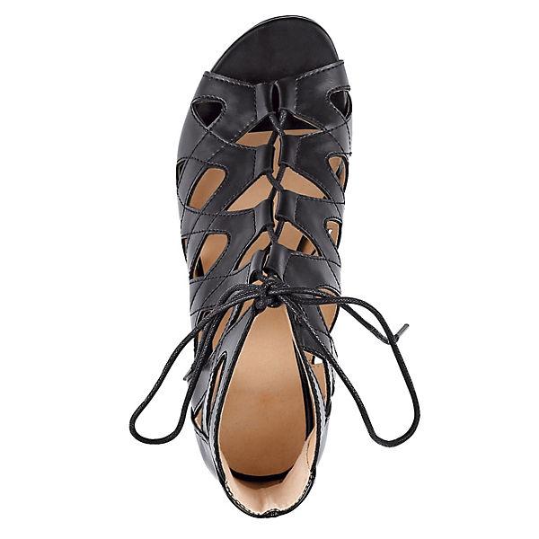 Liva Loop, Klassische Sandaletten, beliebte schwarz  Gute Qualität beliebte Sandaletten, Schuhe fc38e3