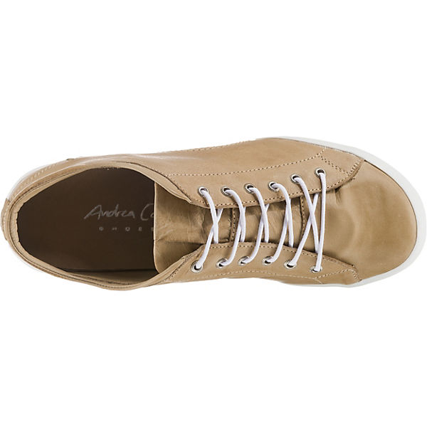 Andrea Conti, Sneakers Low,  beige  Low,  b788a6