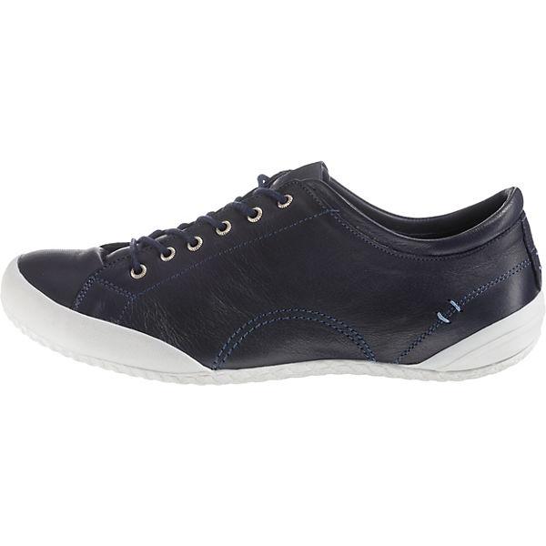 Sneakers Andrea Low dunkelblau Andrea Sneakers Low Conti dunkelblau Conti qZvOxYq