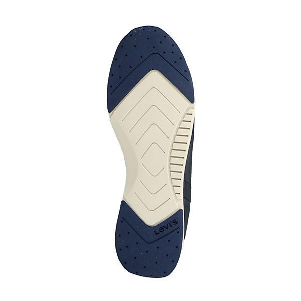 blau Levi's® Levi's® blau Sneakers Bristol Levi's® Sneakers Low Bristol Low 5EqzwtzB