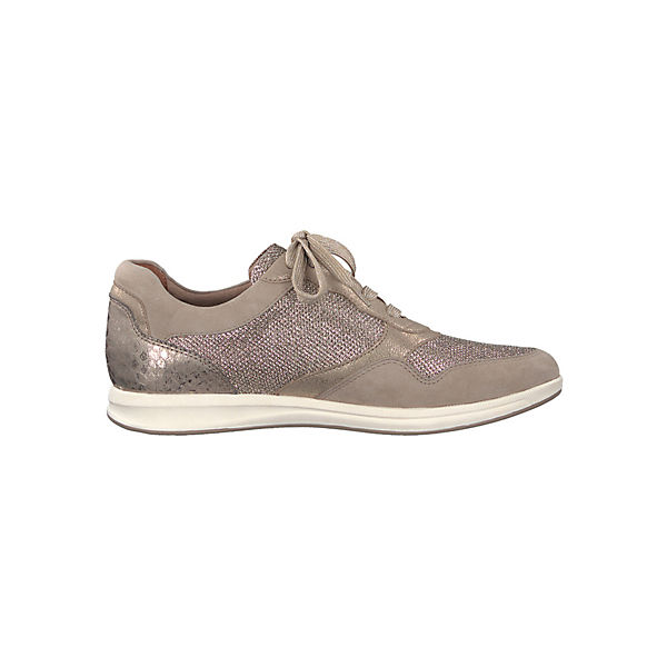 Tamaris, Sneakers Low, silber silber Low,   f0f4b3