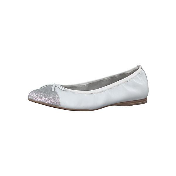 weiß Ballerinas weiß Tamaris Ballerinas Ballerinas Klassische Tamaris weiß Klassische weiß Klassische Tamaris Tamaris Klassische Ballerinas Aq6ngxq1