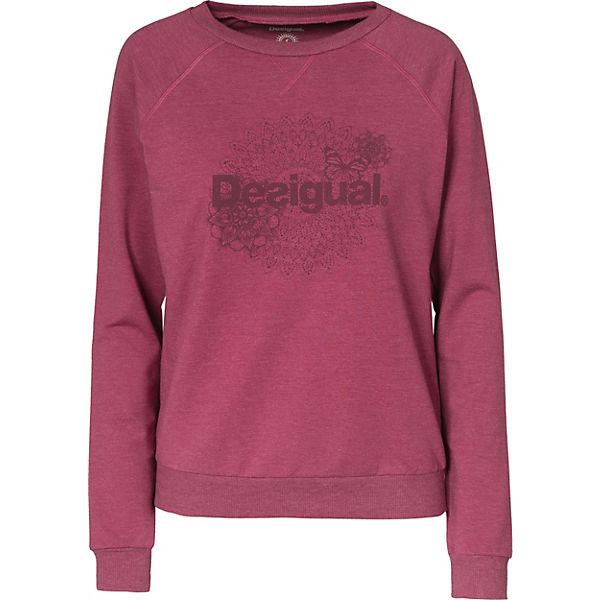 Desigual rot rot Sweatshirt Desigual Sweatshirt Desigual Sweatshirt Desigual rot aqO4Idxqn