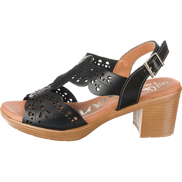 T Steg my Sandalen Oh Sandals schwarz qEOgwzS