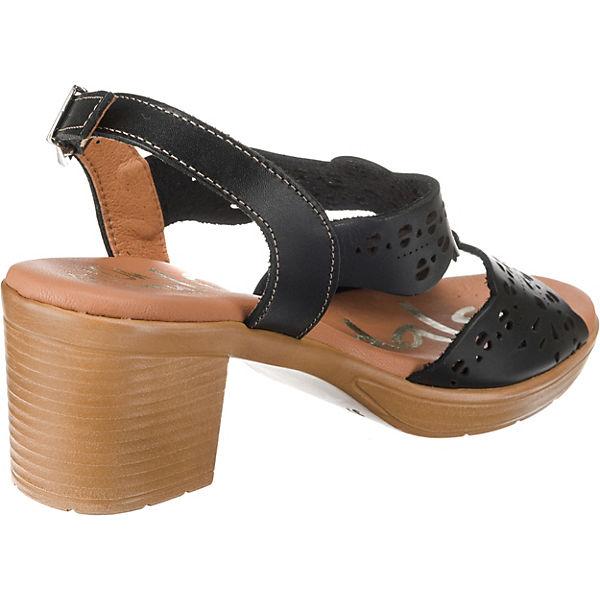 Sandals steg OhMy Schwarz T sandalen kwOXPiuZT