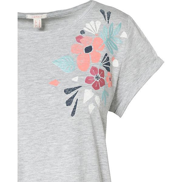 Shirt grau T Shirt T grau Shirt ESPRIT ESPRIT T ESPRIT H6agzWqg