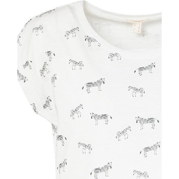 T ESPRIT ESPRIT ESPRIT weiß Shirt weiß Shirt T PXZgf1q1